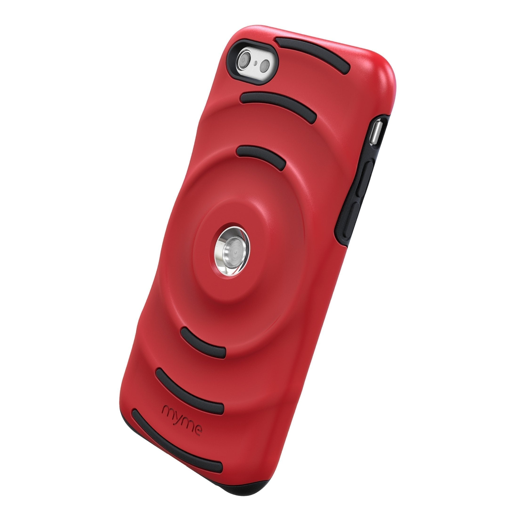 Red Black Unity Case For IPhone 7 Plus